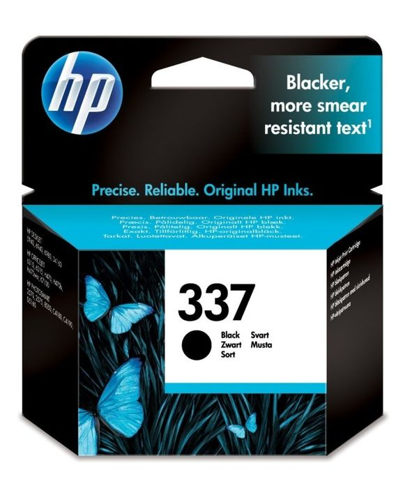 Original HP 337 black - C9364EE