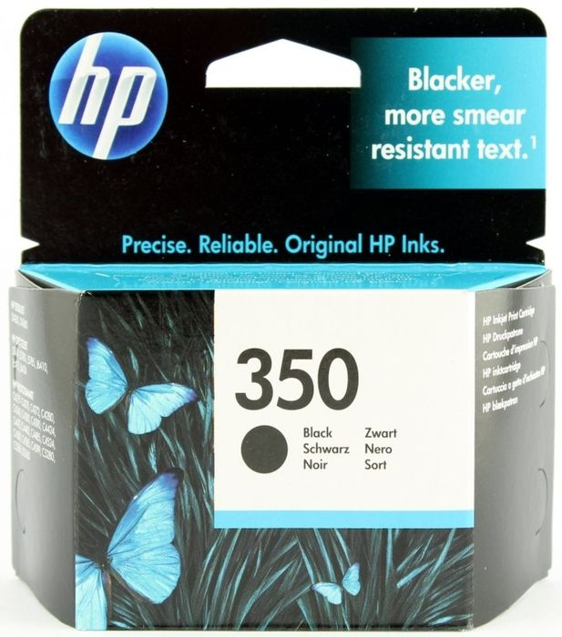 Original HP 350 black - CB335EE