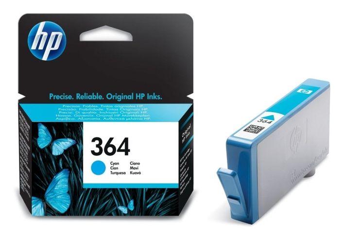 Original HP 364 cyan - CB318EE
