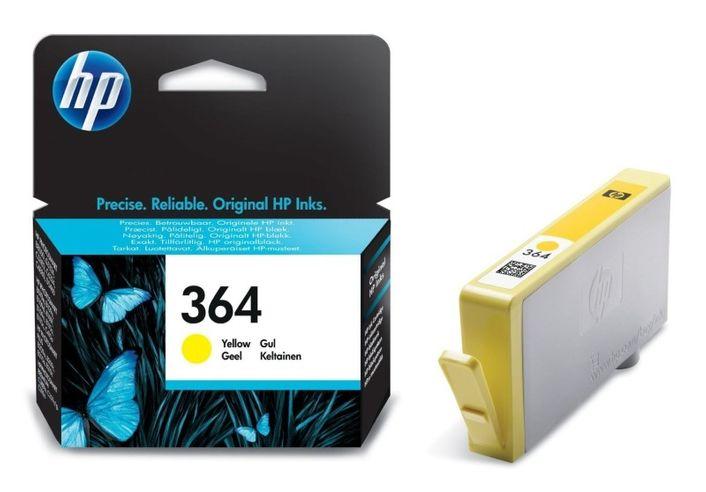 HP CB320EE / Nr. 364 Tinte Gelb