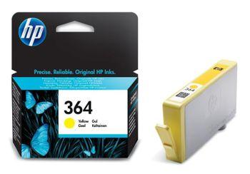 Original HP 364 yellow - CB320EE