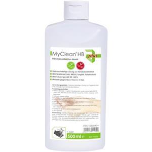 MyClean Handdesinfektion HB 500 ml Flasche biozid