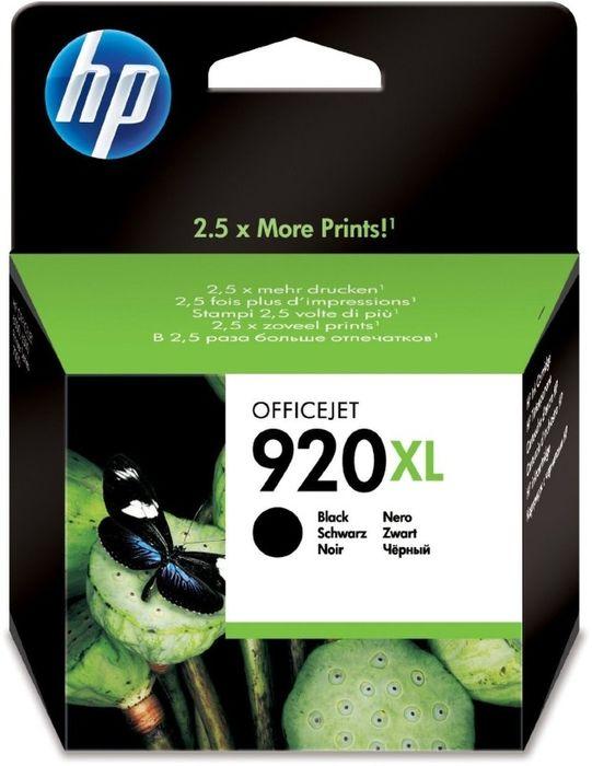 Original HP 920 XL black - CD975AE