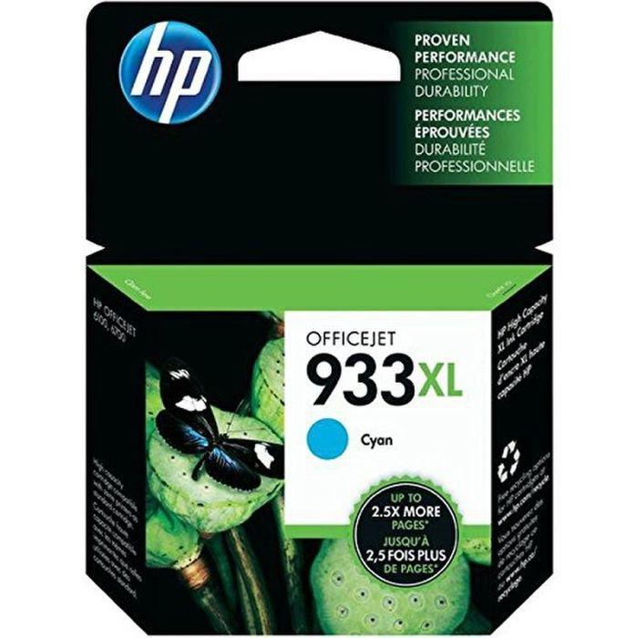 Original HP 933 XL Cyan - CN054AE