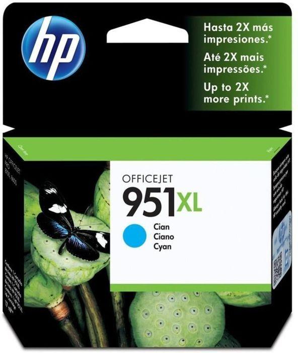 Original HP 951 XL cyan - CN046AE
