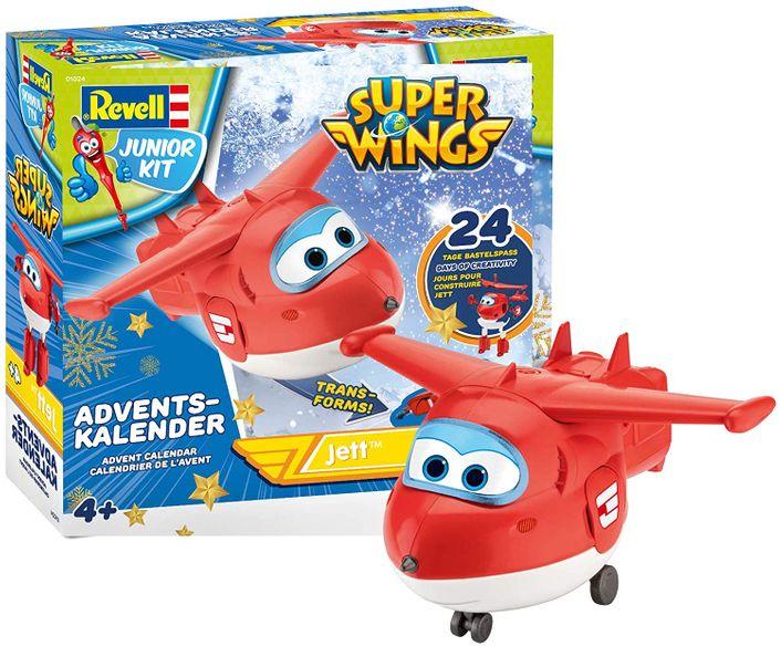 Revell Adventskalender Super Wings - ab 4 Jahre