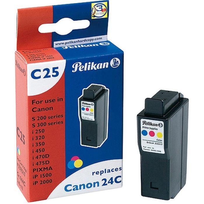 Pelikan C25 kompatibel Canon BCI-24C color