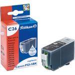 Pelikan C26 kompatibel Canon PGI-5BK Schwarz 001