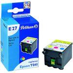 Pelikan E27 kompatibel Epson T041 040 Colour 001