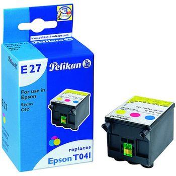 Pelikan E27 kompatibel Epson T041 040 Colour