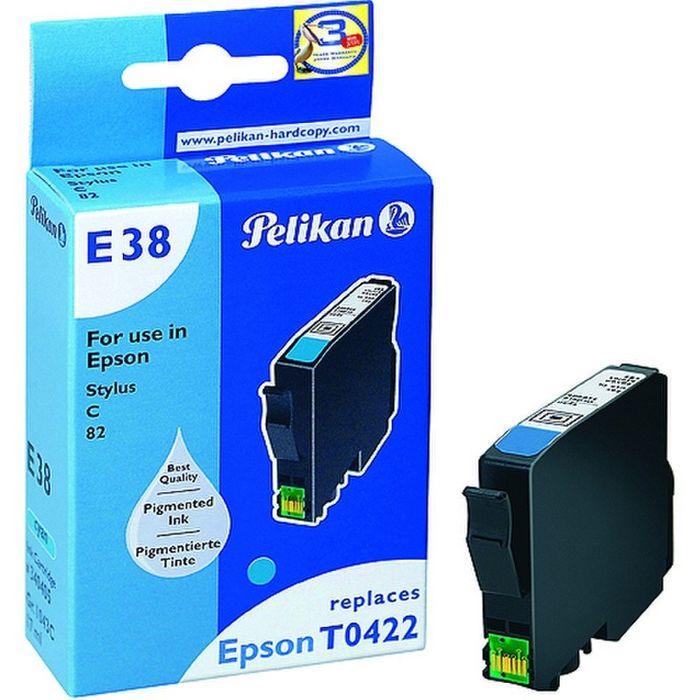 Pelikan E38 Cyan kompatibel Epson T042 240