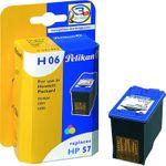 Pelikan H06 kompatibel HP 57 C6657A colour 001