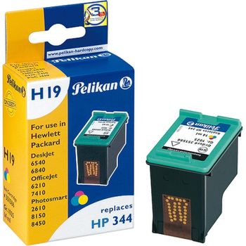Pelikan H19 kompatibel HP C9363EE HP 344 Colour