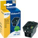 Pelikan H22 kompatibel HP C8719 HP 363 Schwarz