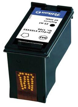 Pelikan H43 kompatibel HP 350XL schwarz – Bild 2