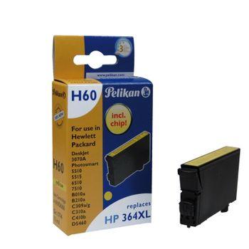 Pelikan H60 kompatibel HP 364XL gelb