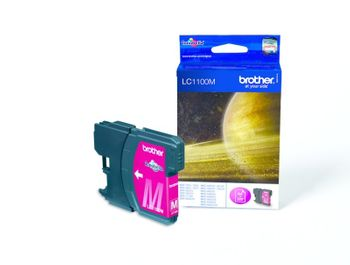 Brother LC-1100 M Tintenpatrone Magenta