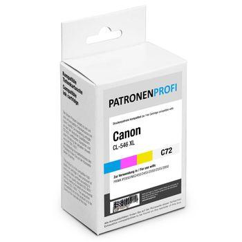 PatronenProfi Tintenpatrone für Canon CL-546 XL Color