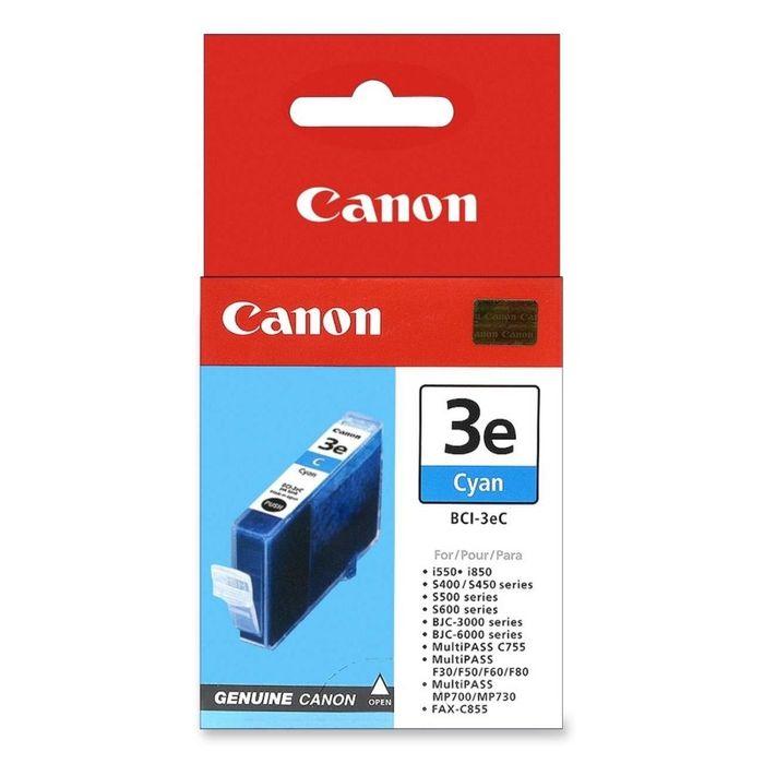 Canon 4480A002 / BCI-3EC Tinte Cyan