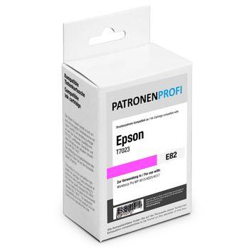 PatronenProfi Tintenpatrone kompatibel Epson T7023 Magenta