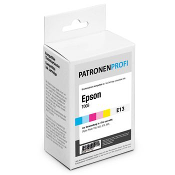 PatronenProfi Tintenpatrone kompatibel für Epson T008 Color