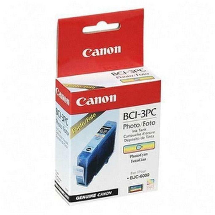 Canon 4483A002 / BCI-3EPC Tinte Light Cyan