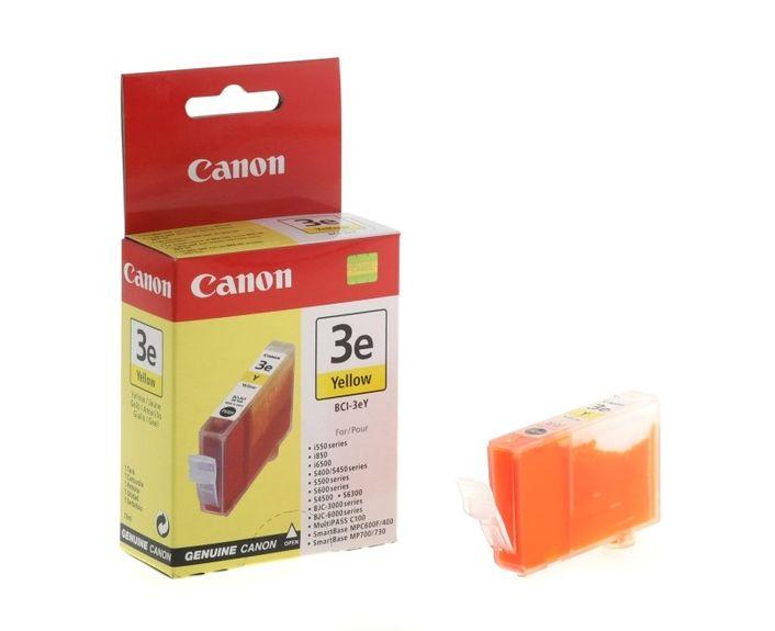 Canon 4482A002 / BCI-3EY / BCi-3 Tinte Gelb