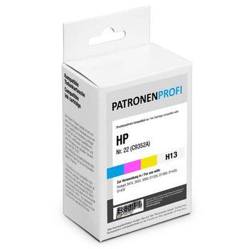 PatronenProfi Tintenpatrone kompatibel für HP 22 Color