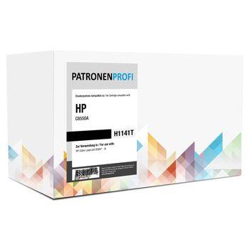 PatronenProfi Toner C8550A für HP Color Laserjet 9500 Schwarz