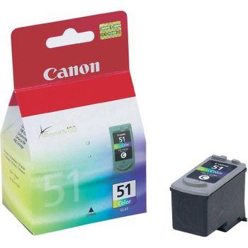 Original Canon CL-51 colour - 0618B001