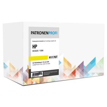 PatronenProfi Toner CE322A für HP Laserjet Pro CP1525 Gelb