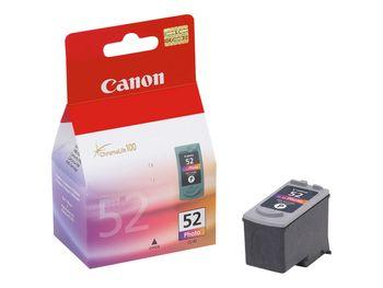 Original Canon CL-52 Tintenpatrone 0619B001 / Photo-Color