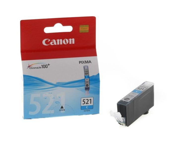 Original Canon CLI-521 cyan - 2934B001