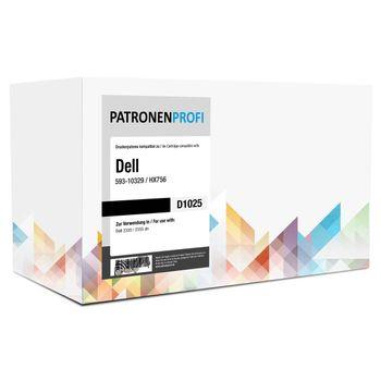 PatronenProfi Toner für Dell 593-10329 / HX756 Schwarz Rebuild