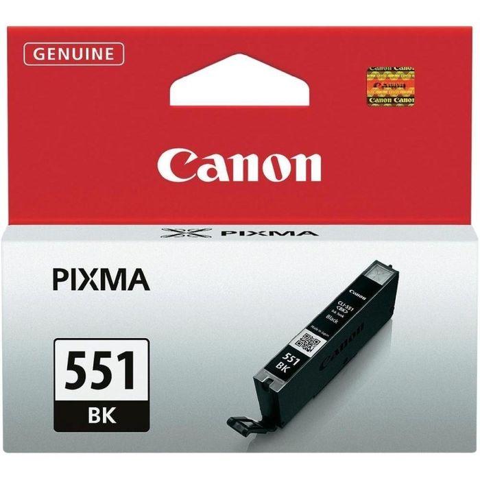 Original Canon CLI-551 black - 6508B001