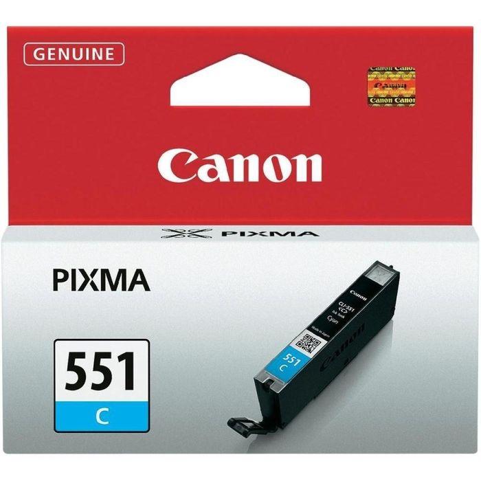 Original Canon CLI-551 C Cyan 6509B001