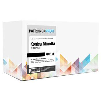 PatronenProfi Toner für Konica Minolta 1710567-002 Schwarz Rebuild