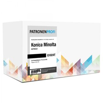 PatronenProfi Toner für Konica Minolta AOFN022 Schwarz Rebuild