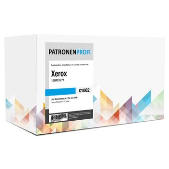 PatronenProfi Toner für Xerox 106R01271 Cyan Rebuild