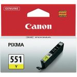 Original Canon CLI-551 yellow - 6511B001