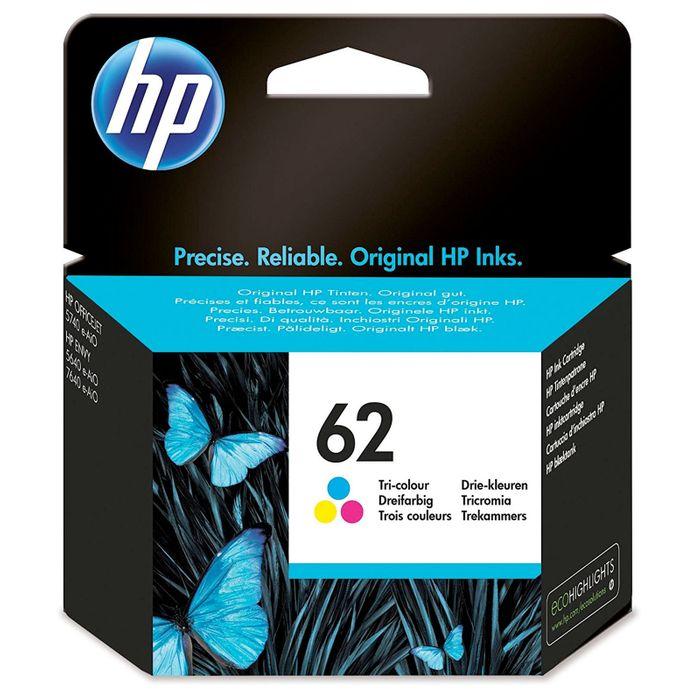 Original HP 62 colour - C2P06AE