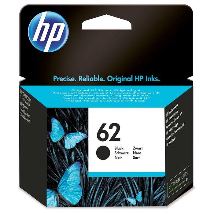 Original HP 62 black - C2P04AE