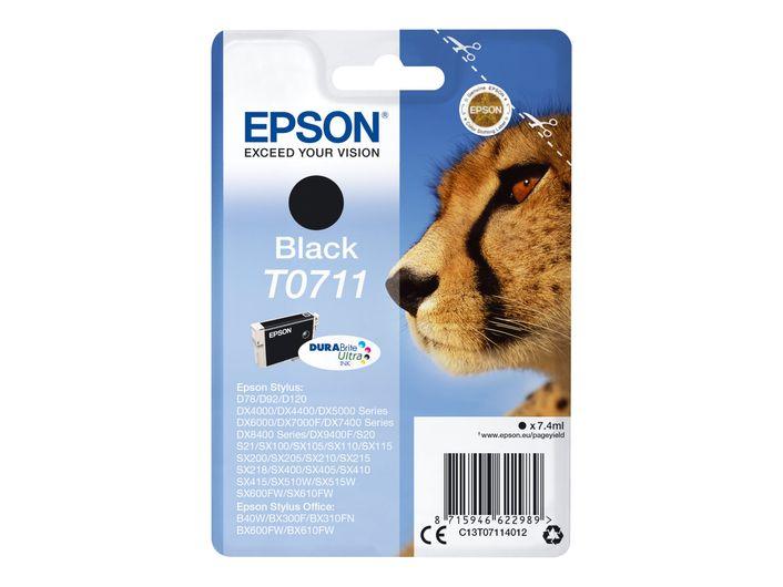 Original Epson T0711 black