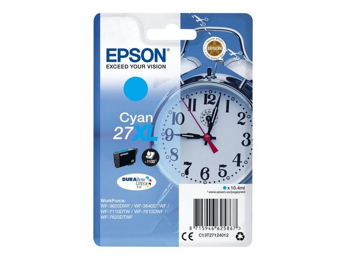 Original Epson T2712 XL cyan