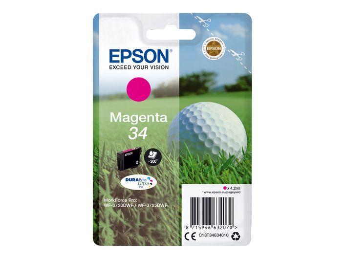 Original Epson T3463 magenta