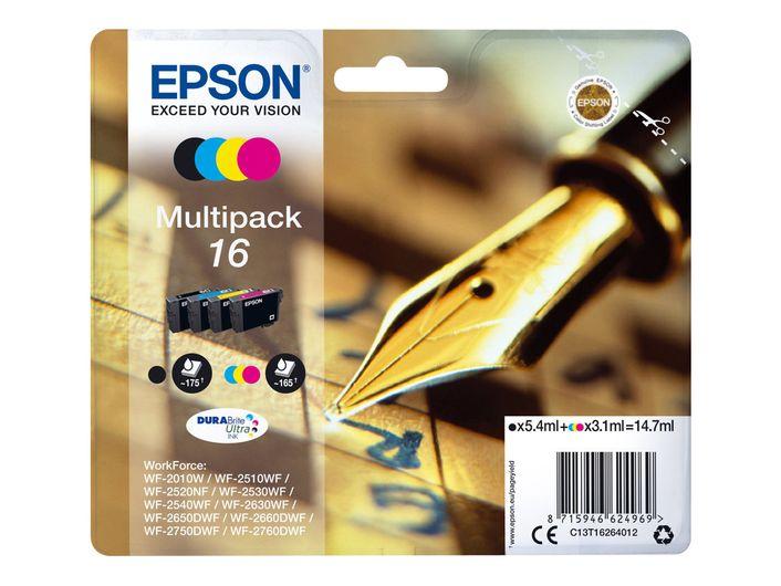 Original Epson T1626 Multipack