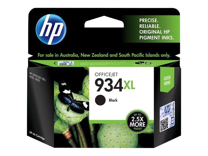 Original HP 934XL schwarz - C2P23AE