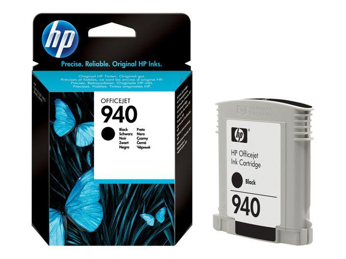Original HP 940 black - C4902AE