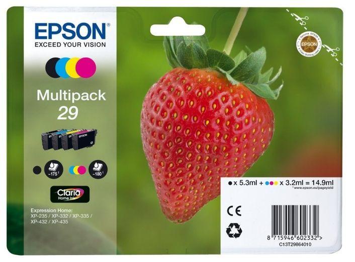 Original Epson T2986 Multipack T29 Serie
