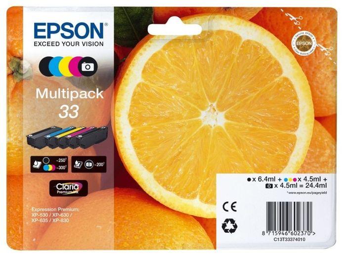 Original Epson T3337 Multipack